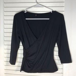 Black cleavage too